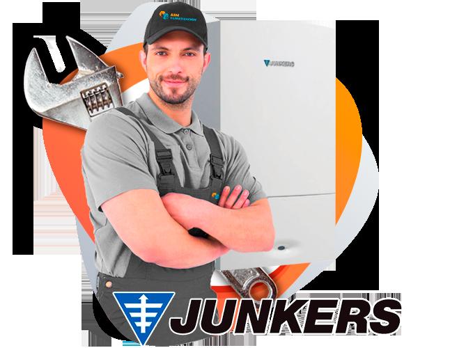 Reparar Caldera Junkers